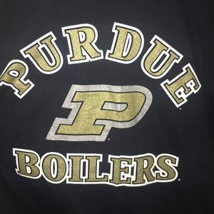EUC NCAA Purdue University Boilermakers T-Shirt